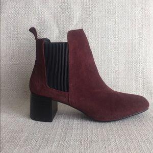 Zara vintage inspired boots